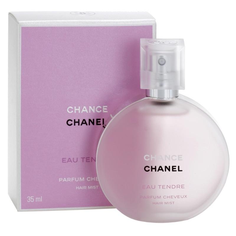 Chanel Chance Eau Tendre Hair Mist parfém na vlasy