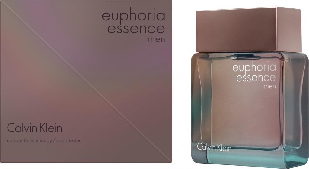 Calvin Klein Euphoria Essence For Men toaletní voda 100 ml + výdejní místa po celé ČR