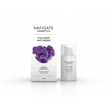 NAFIGATE Cosmetics Omlazující sérum - Hyaluron Anti-Aging