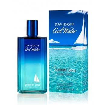 Davidoff Cool Water Summer Seas Man toaletní voda