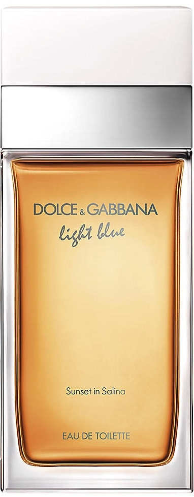 Dolce & Gabbana Light Blue Sunset in Salina toaletní voda