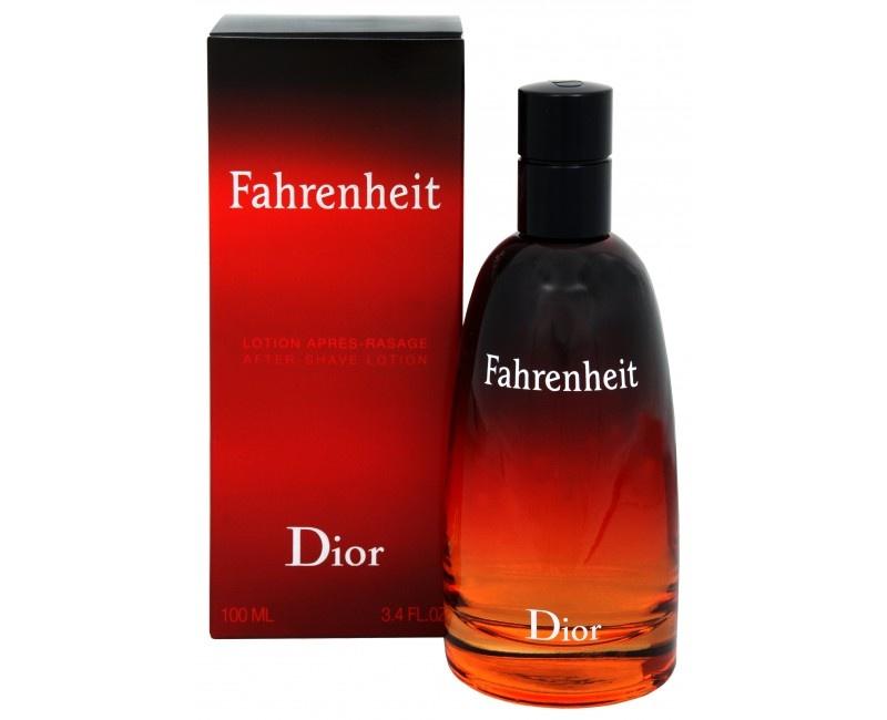 Christian Dior Fahrenheit voda po holení