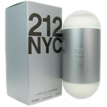 Carolina Herrera 212 NYC toaletní voda