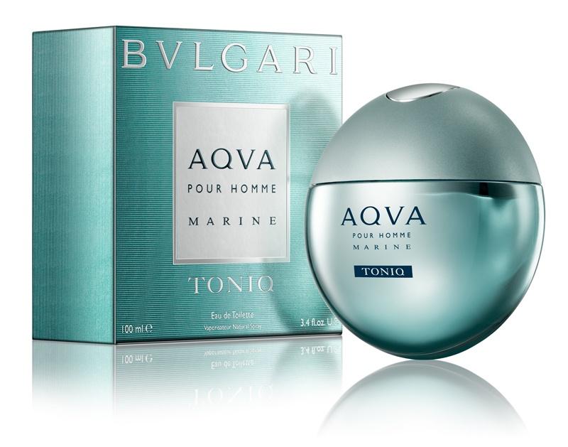 BVLGARI AQVA Marine Pour Homme Toniq toaletní voda
